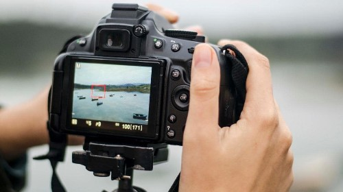 The science behind how a digital camera works