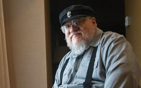 Game of Thrones author George RR Martin working on 'video game out of Japan'