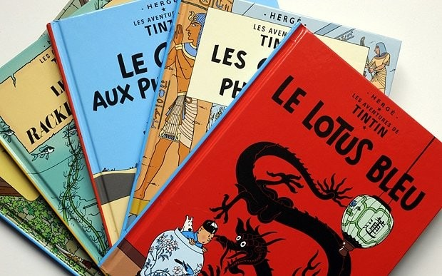 More friends for Tintin and Asterix as top French publisher releases comics in English