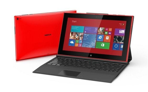 Nokia tablet: new Lumia 2520 joins 1520 phablet