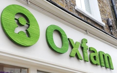 Oxfam head denies cover up of sex scandal at former workplace