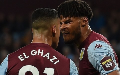 Aston Villa players clash and West Ham have a man sent off in a game of ifs and one extraordinary butt