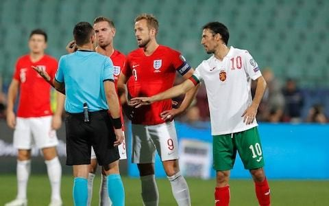 England captain Harry Kane calls for tougher punishments against racism while Bulgaria could face Euro 2020 expulsion