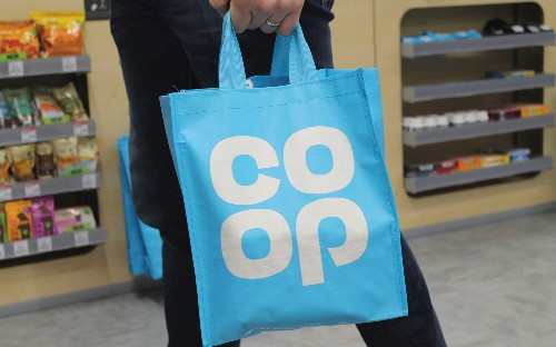 Co-op joins other supermarkets in rationing food as Morrisons suggests panic buying crisis may be over