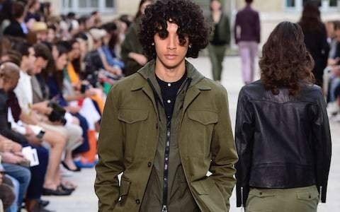 Why it's time to dust off your army field jacket