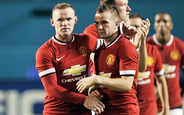 Manchester United midfielder Tom Cleverley determined to 'prove a few people wrong this season'