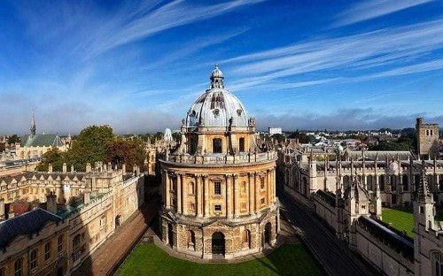 Oxford teaches you to be 'the best' - it doesn't prepare you for real life