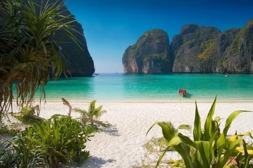 Is the Thai beach where Leo found paradise still an adventure 20 years on?