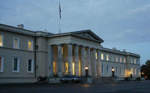 Sandhurst cadets charged with battery against trainee army officer after reports of waterboarding