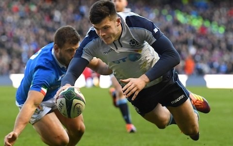 Italy v Scotland, Six Nations 2020: live score and latest updates from Rome