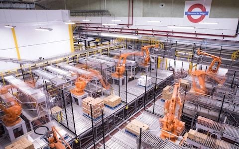London and the south east set to become the UK's manufacturing hub