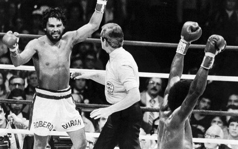 Roberto Duran movie shows more to 'no mas' legend and recalls an era when great boxers fought each other