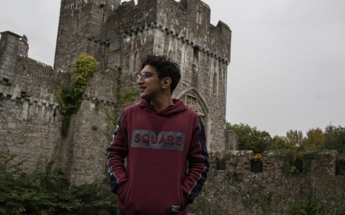 Syrian refugee orphan finds his own Hogwarts after landing rare scholarship in UK