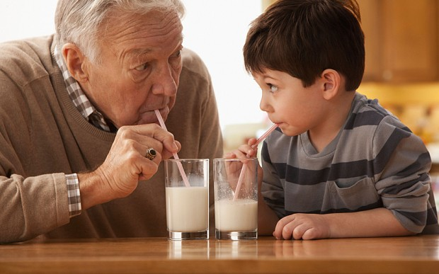 Three glasses of milk every day 'helps prevent Alzheimer's and Parkinson's'