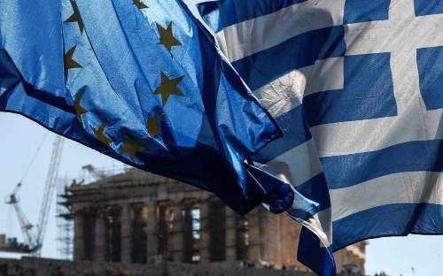 Greece's row with eurozone deepens as creditors halt debt relief