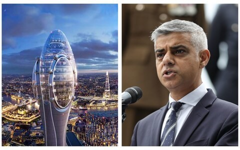 Sadiq Khan was right – the Tulip was another tower London didn't need
