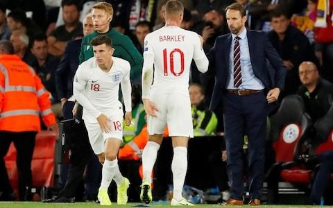 Mason Mount in line for England start against Czech Republic at expense of club team-mate Ross Barkley