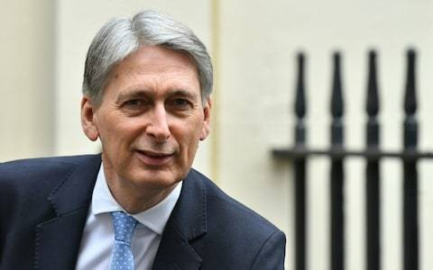 Brexit latest news: Philip Hammond says Tory leadership contest must conclude 'as quickly as possible' as pressure mounts on Theresa May