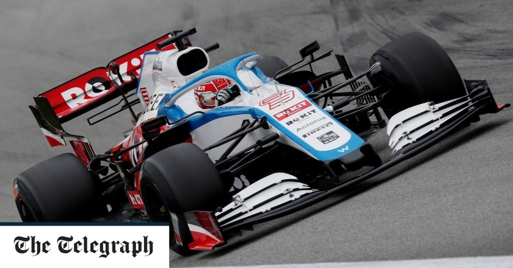 Williams bow to financial pressure and put Formula One team up for sale