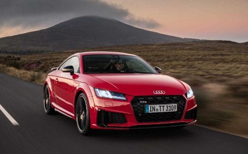 Audi TT review: a capable coupé with a classy cabin – but hardcore drivers should just buy a Porsche