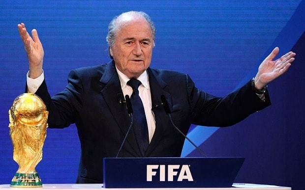 Sepp Blatter defies Coca-Cola, McDonald's, Visa and Budweiser and refuses to resign