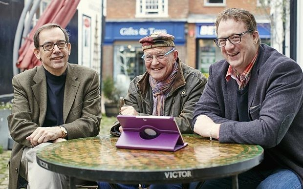 UK's first 'smart Wi-Fi pavement' to be installed in Chesham