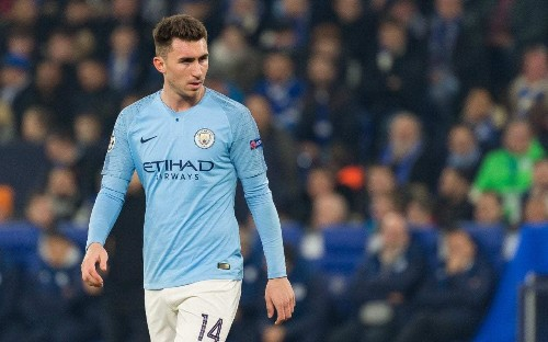 Aymeric Laporte signs two-year contract extension with Manchester City until 2025