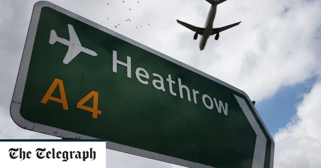 Heathrow acting out of 'greed, not need', claims union