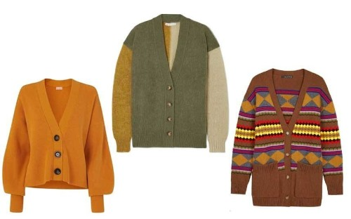 It's the season's must-have knit - these are the most stylish cardigans to buy now