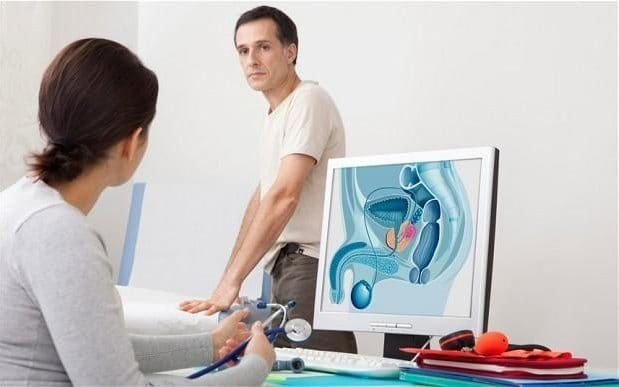 Five-minute steam treatment that shrinks enlarged prostate offers hope for millions of men