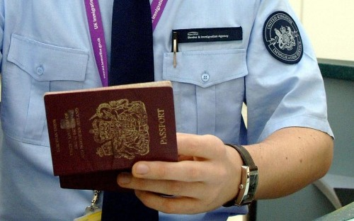 Why smiling for a passport photo could prevent identity fraud