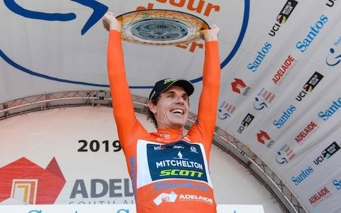 Tour Down Under 2019 – stage six full results and final standings as Daryl Impey pips Richie Porte to victory