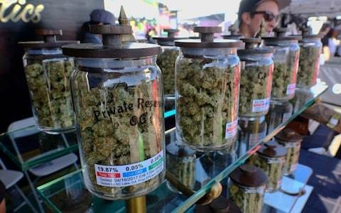Vermont defies attorney general Jeff Sessions as it becomes ninth state to legalise pot