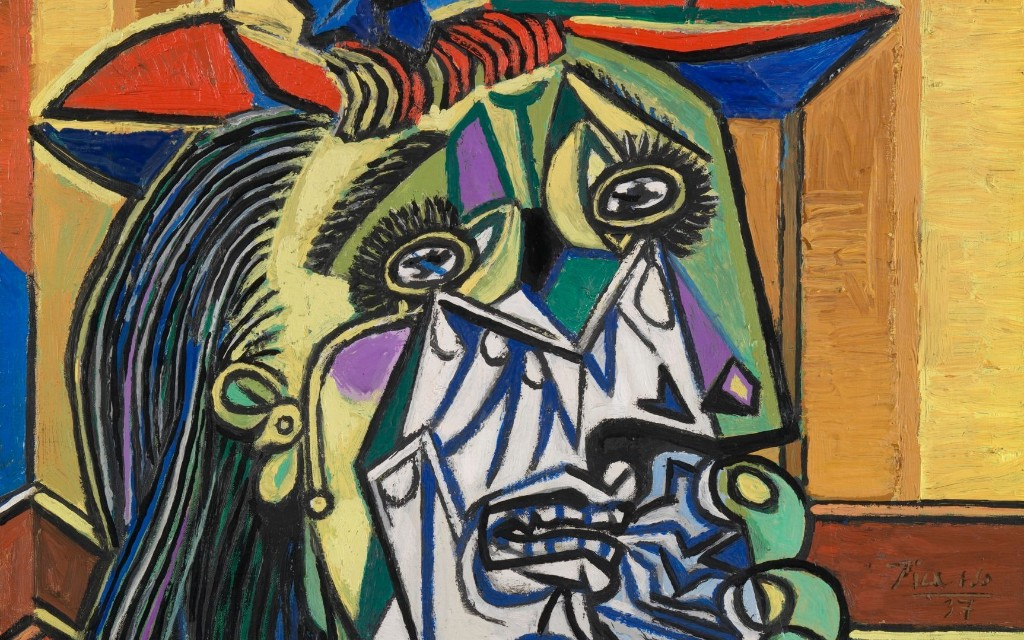 I bought an old address book from eBay – then realised it belonged to Picasso's 'Weeping Woman' muse