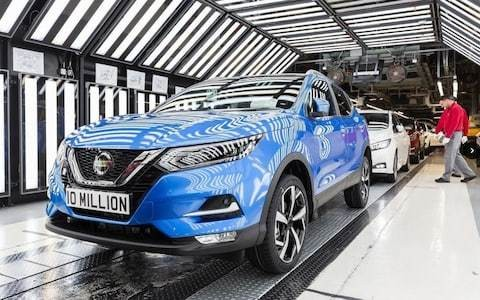 Is Nissan about to reverse out of the UK?