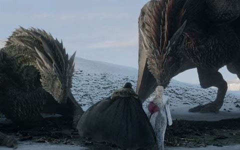 Game of Thrones dragons: Drogon, Rhaegal and Viserion – everything you need to know
