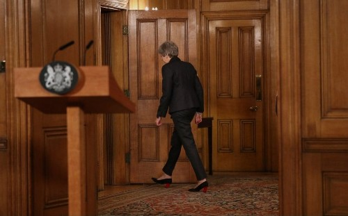 Mrs May offering to quit might be what it takes to get her deal passed