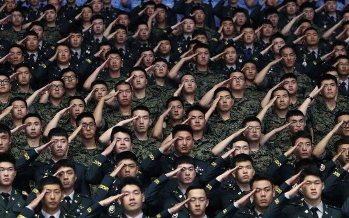 South Korea court allows conscientious objection to military service