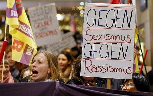 Cologne New Year sex attacks: Germany's women are angry, scared - and getting tired of excuses