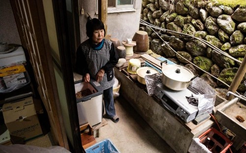 'Life is so different here now' - Inside Japan's 'zero-waste' village