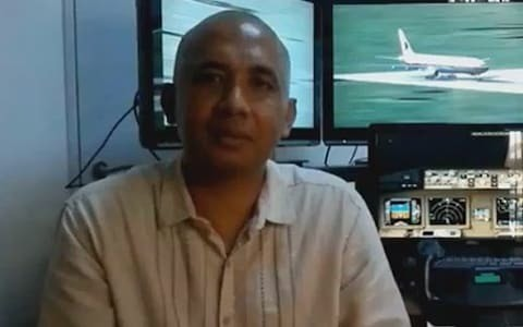 MH370 pilot was 'lonely and sad' and may have 'crashed plane' in murder-suicide