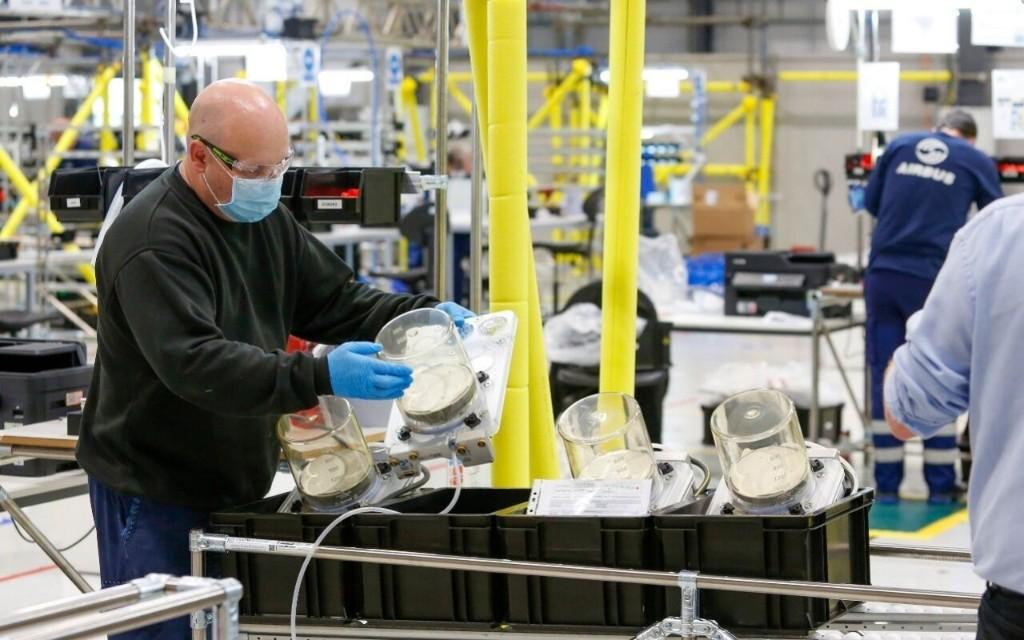 £50m spent designing ventilators 'should have been used for PPE'