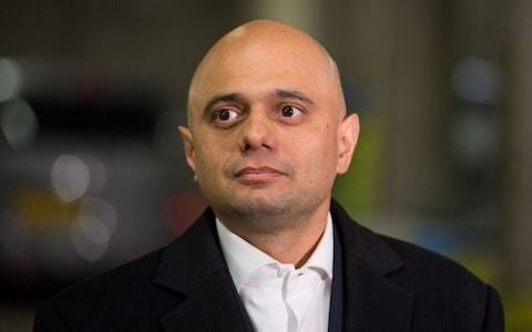 Sajid Javid orders rethink of plans to require migrants to earn £30,000 to work in Brexit Britain