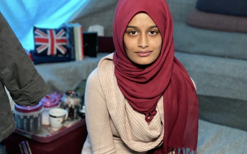 Shamima Begum says 'whole world fell apart' after losing citizenship appeal