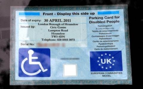 'I was fined for parking in a disabled bay despite having a blue badge. What can I do?'