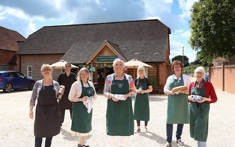 Inside Britain's best village shop –  and how it has transformed a Home Counties community