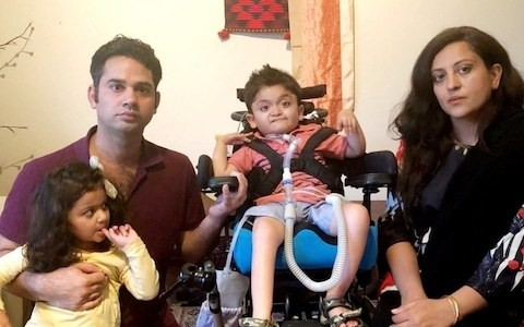 Outcry as gravely ill Australian boy threatened with deportation to Pakistan because of medical bills