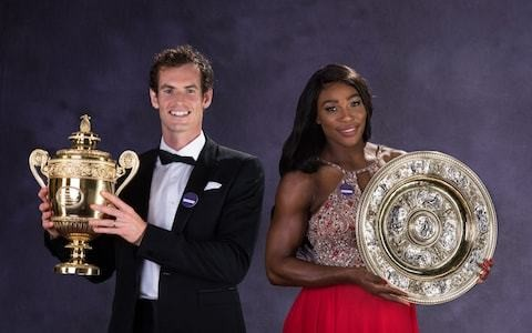 Andy Murray confirms Serena Williams partnership in Wimbledon mixed doubles