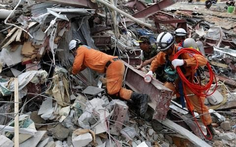 Fatal building collapse in Cambodia raises tensions over rapid Chinese development