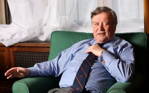 Ken Clarke for PM? That would be an ironic twist